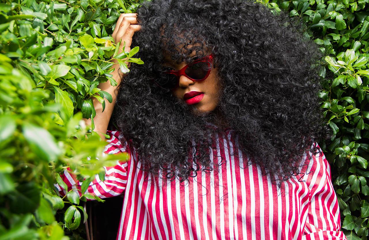 Renè Sebulela-Paris based blogger - 2